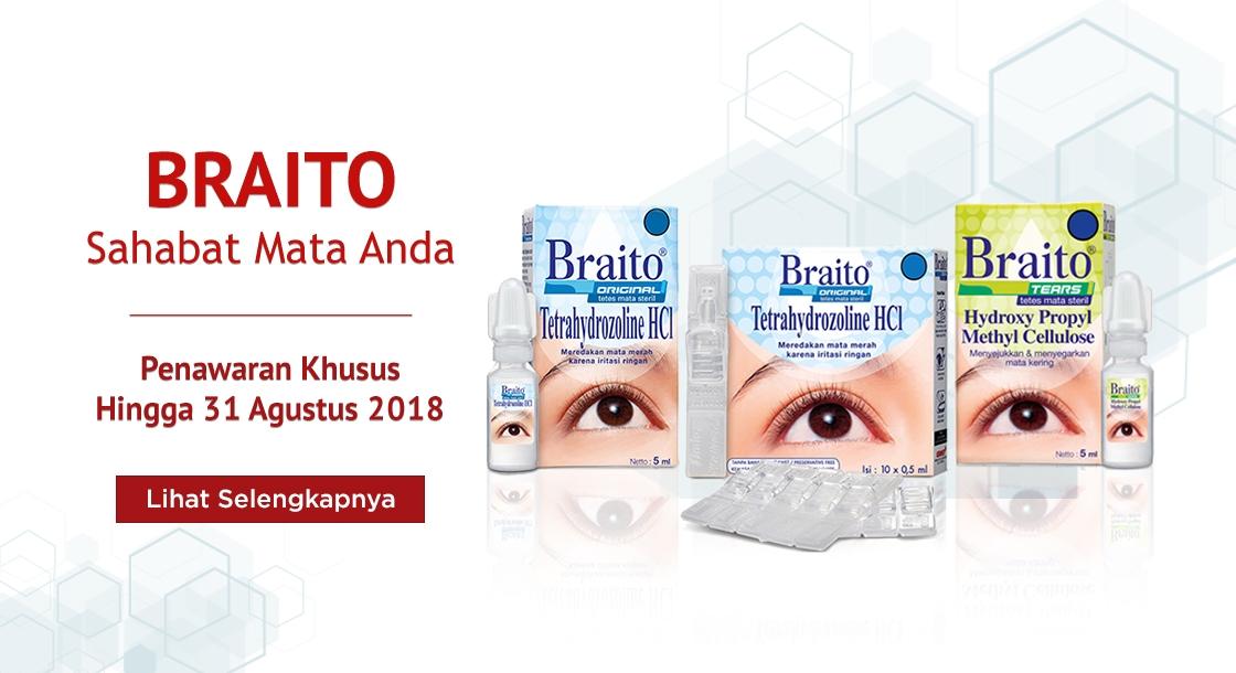 Braito Agustus 2018