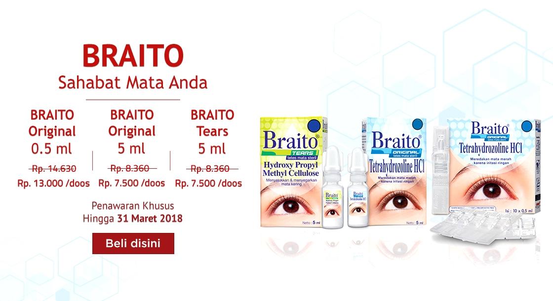 Braito Maret 2018