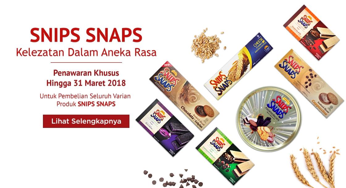 Snips Snaps Maret 2018