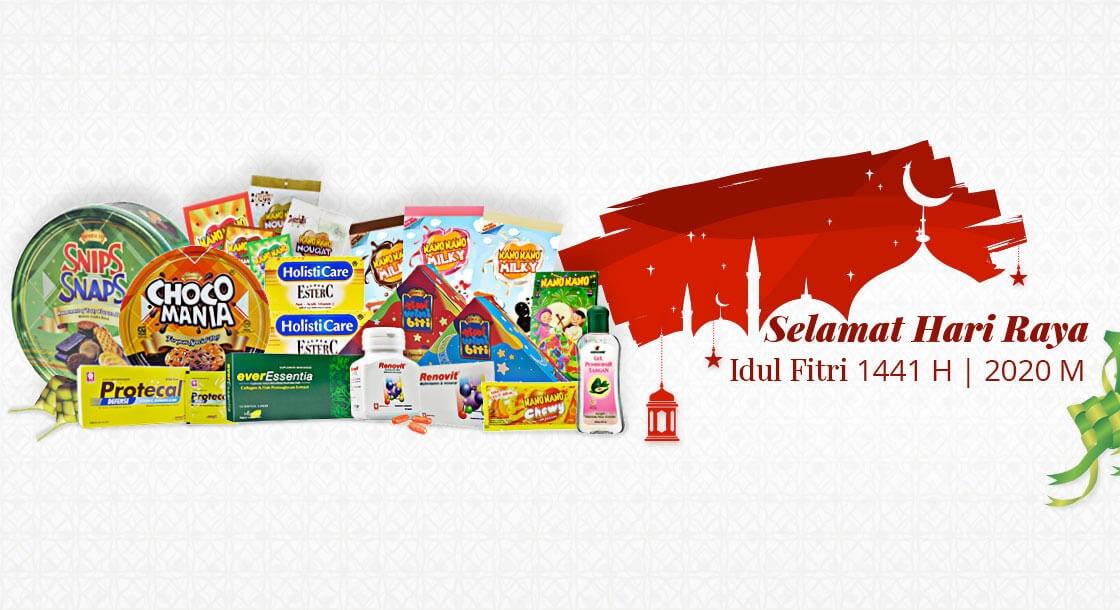 Banner Idul Fitri 1441 Hijrah