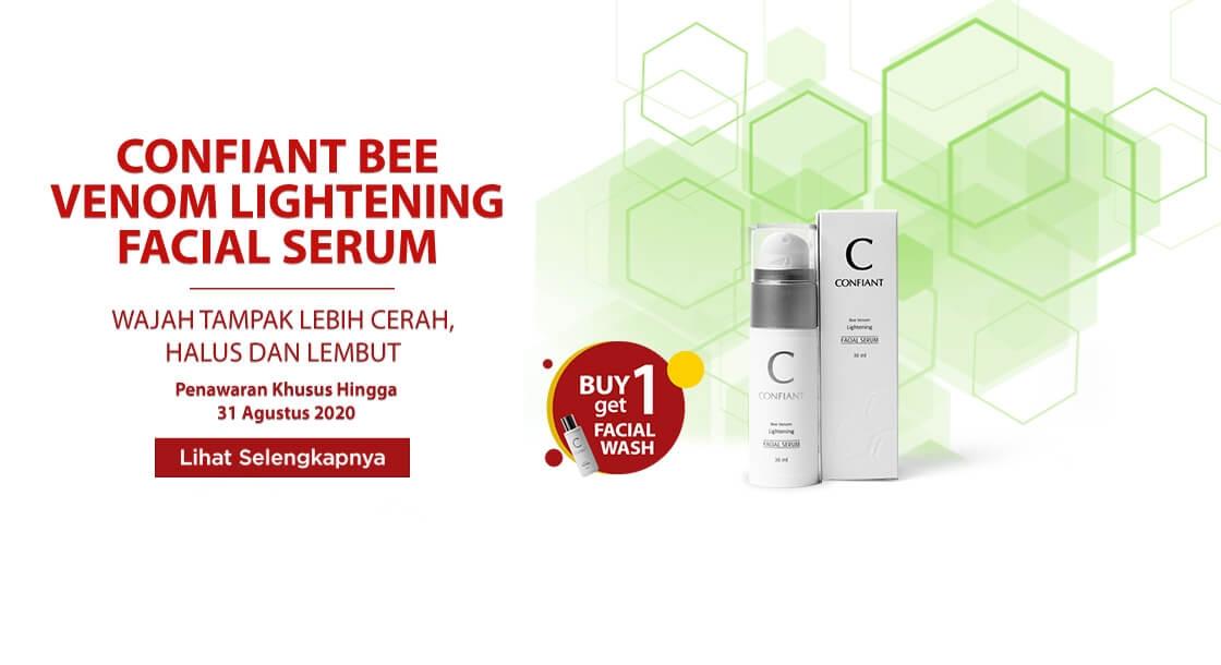 Buy 1 Get 1 Facial Wash Bee Venom Agt 2020