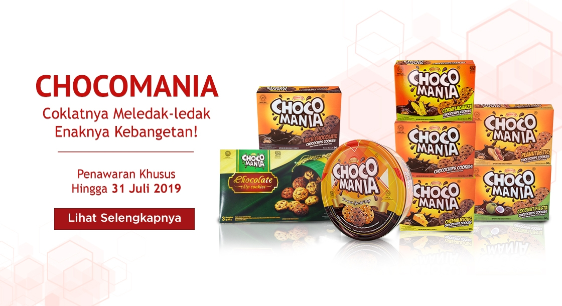 Chocomania Juli 2019