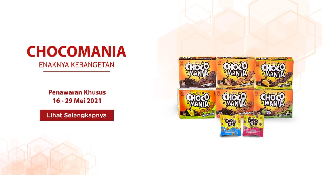 Chocomania Mei 2021
