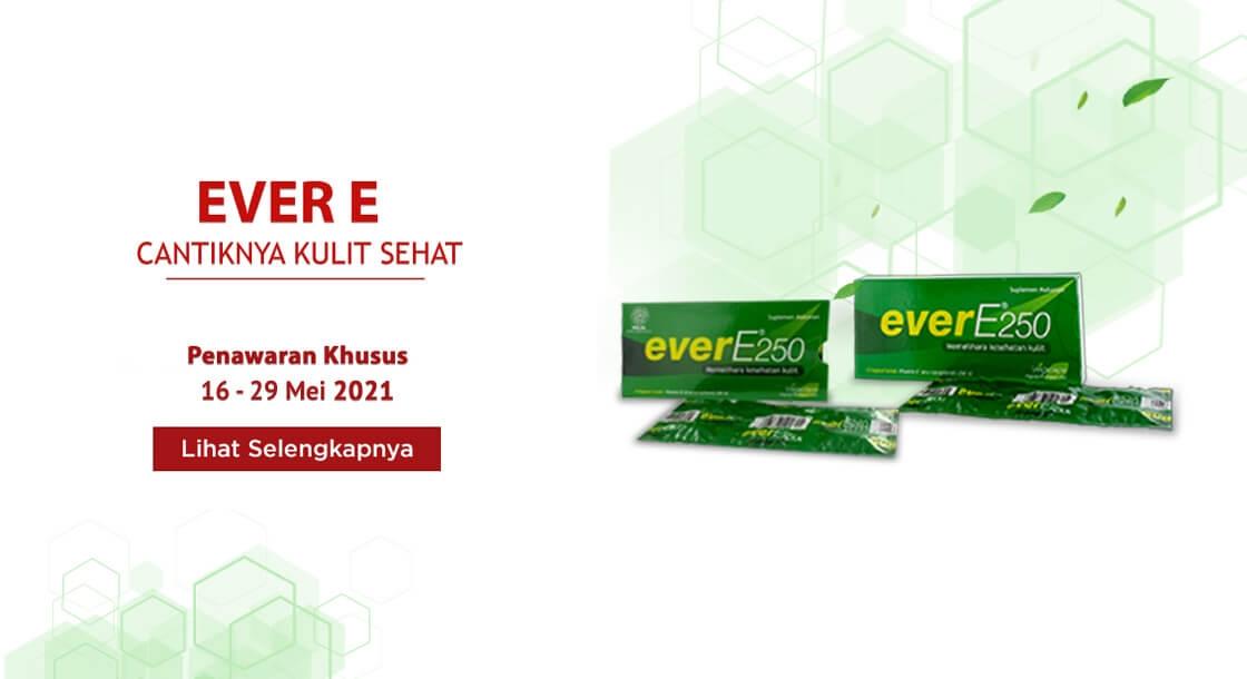 Ever E 16 - 29 Mei 2021