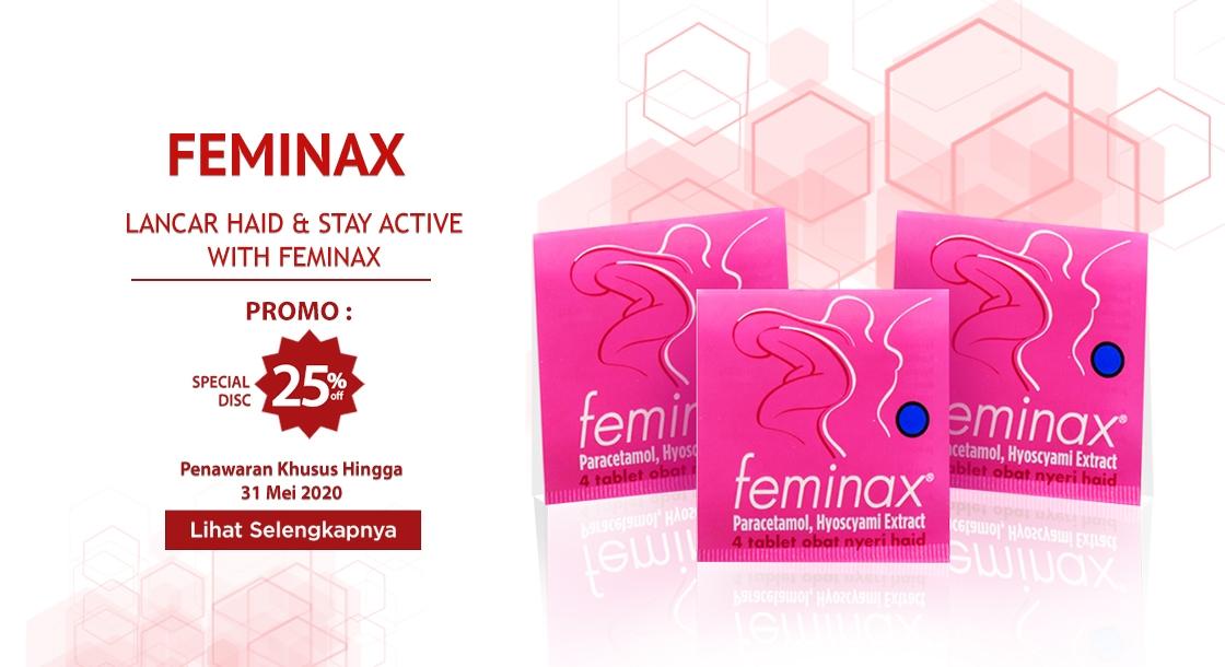 Feminax Mei 2020