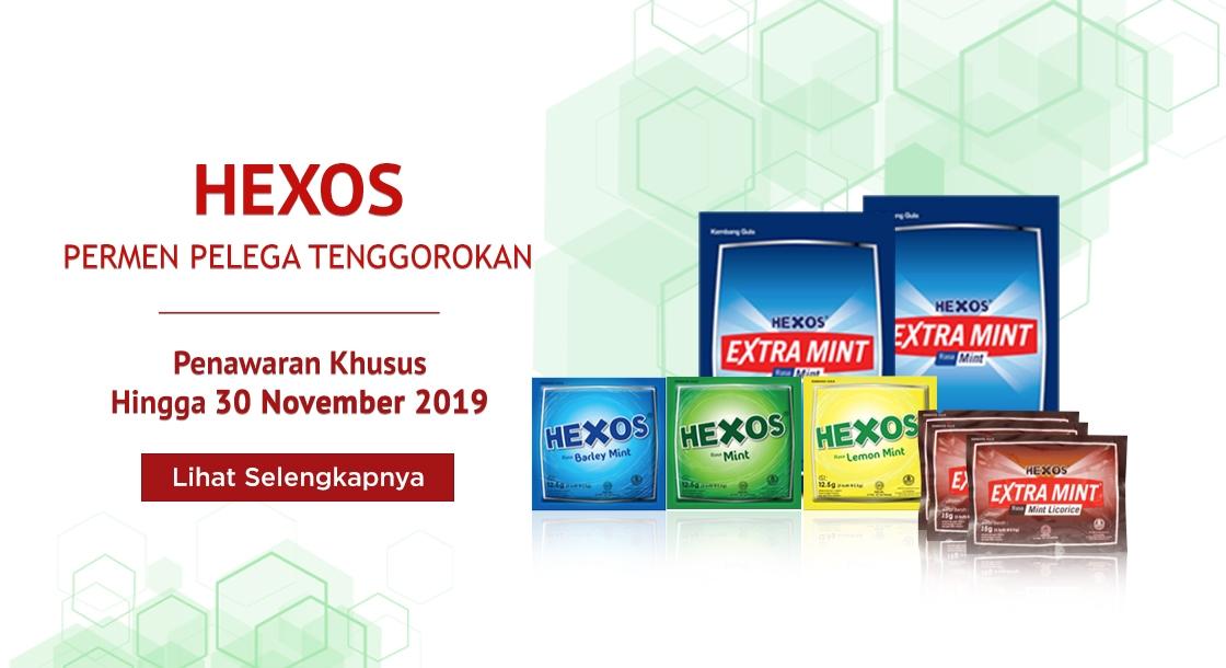 Hexos Nov 2019
