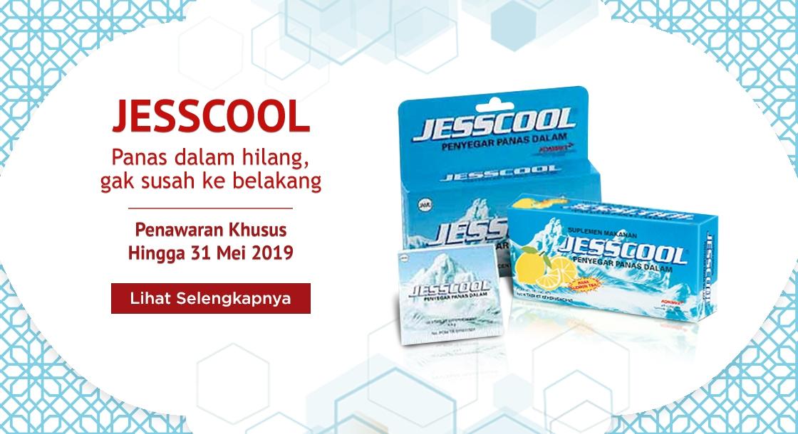 Jesscool Mei 2019