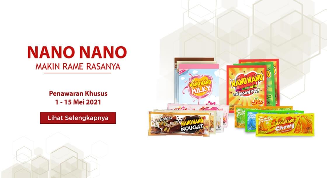 Nano Nano 1 - 15 Mei 2021