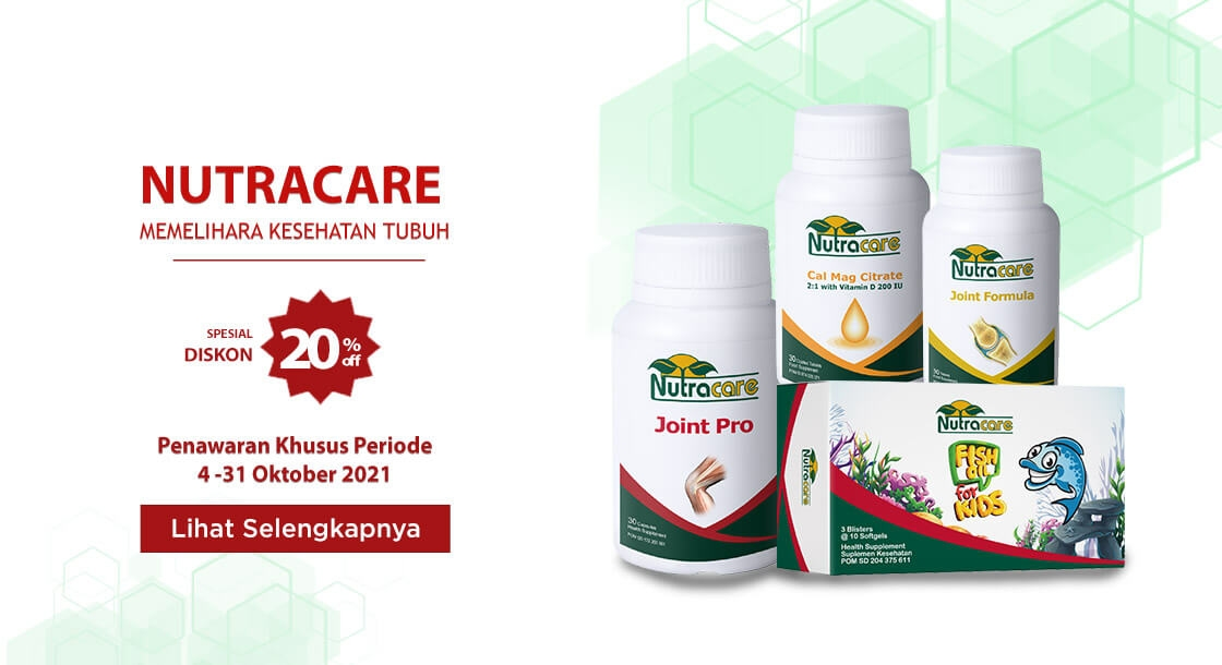 Nutracare 20