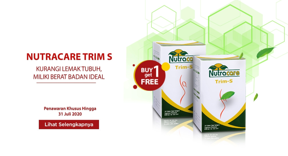 Nutracare Trim Buy 1 Get 1