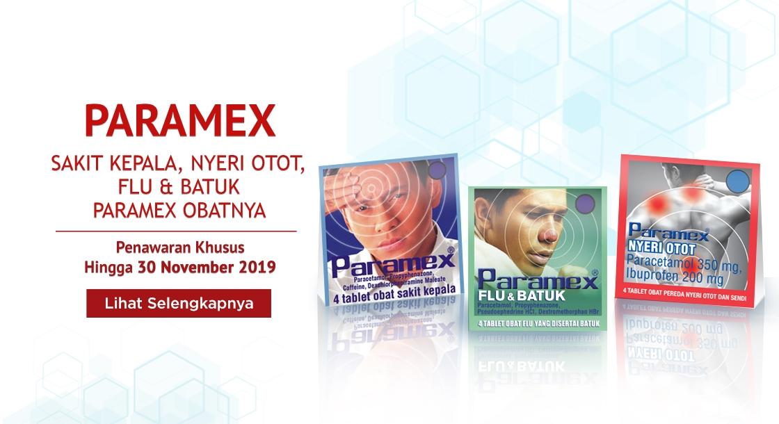 Paramex Nov 2019