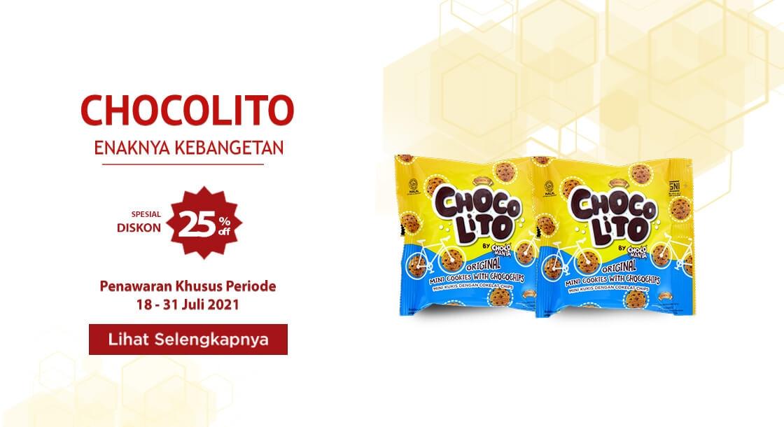 Promo Chocolito Periode Minggu 3 - 4