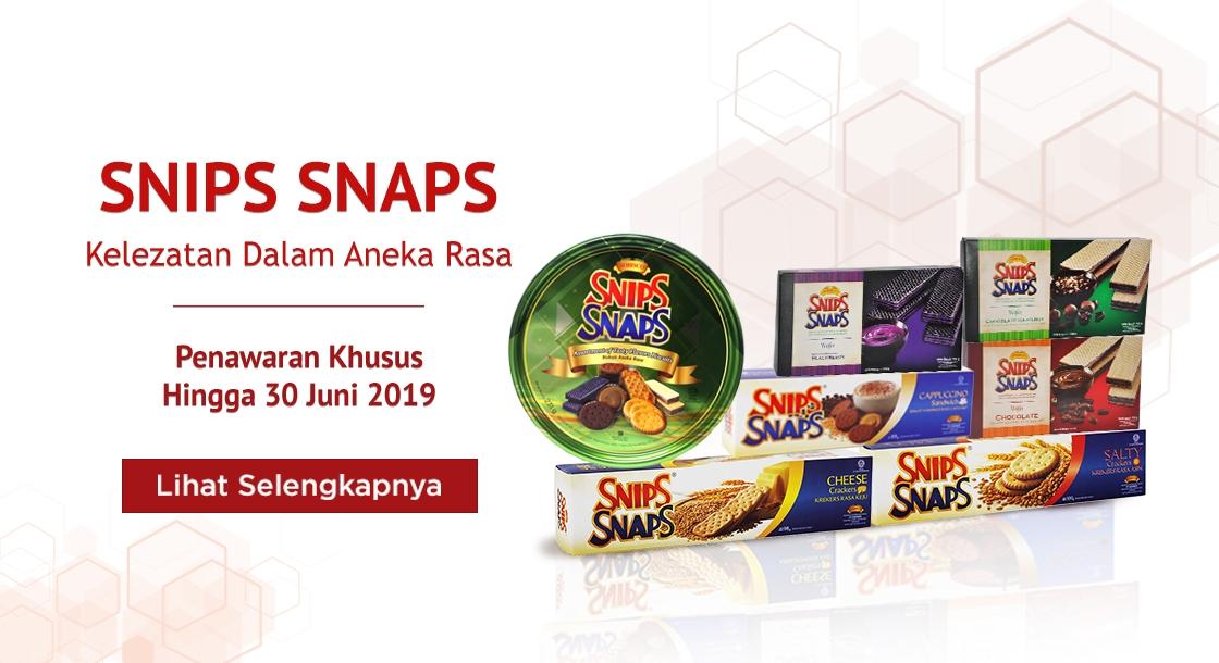 Snips Snaps Juni 2019