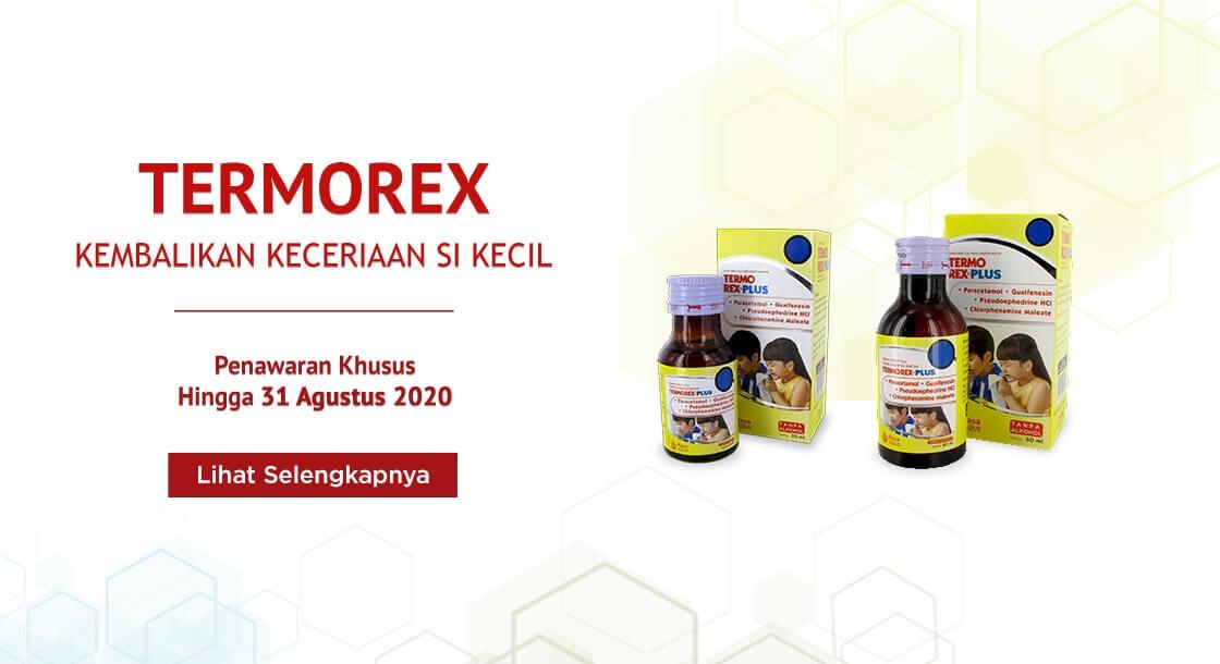 Termorex Agt 2020