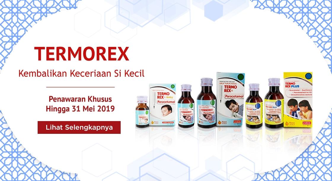 Termorex Mei 2019