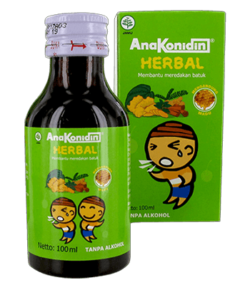ANAKONIDIN HERBAL 100 ML