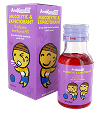 ANAKONIDIN Mucolytic Expectorant 30 ML