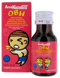 ANAKONIDIN OBH 30 ML