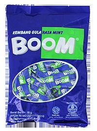 BOOM MINT - SAK