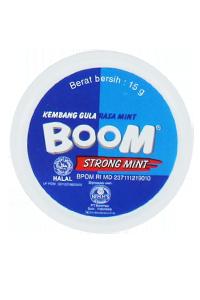 BOOM STRONG MINT -  POT