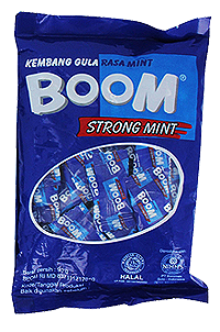 BOOM STRONG MINT - SAK