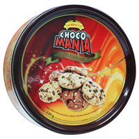 CHOCOMANIA ASSORTED CHIP COOKIES