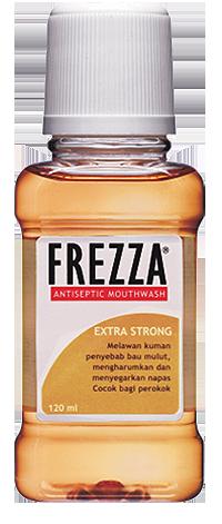 FREZZA MOUTHWASH STRONG MINT 120 ML