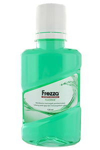 FREZZA Mouthwash – Fluoride 120 ml