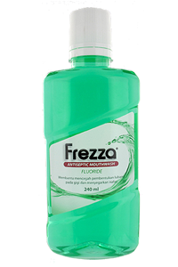 FREZZA Mouthwash – Fluoride 240 ml
