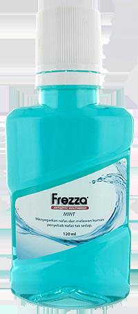 FREZZA MOUTHWASH MINT 120 ML