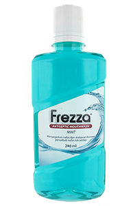FREZZA Mouthwash - Mint 240 ml