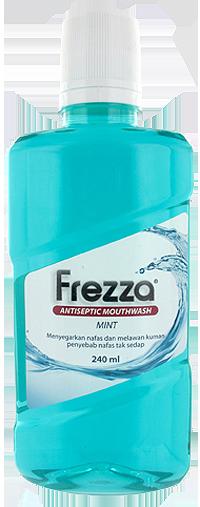 FREZZA MOUTHWASH MINT 240 ML