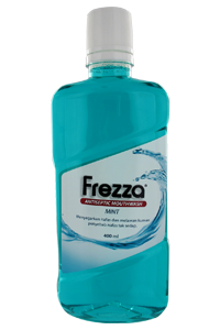 FREZZA Mouthwash - Mint 400 ml