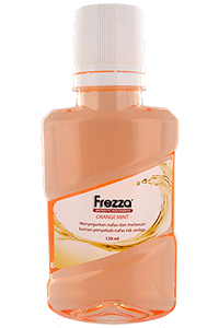 FREZZA Mouthwash – Orange Mint 120 ml