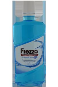 FREZZA Mouthwash – Spearmint with CPC 400 ml