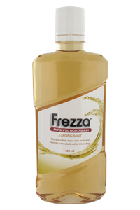 FREZZA MOUTHWASH STRONG MINT 400 ML