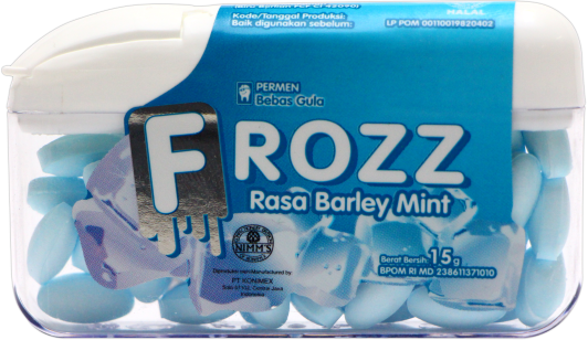 FROZZ BARLEY MINT