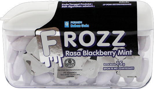 FROZZ BLACKBERRY MINT
