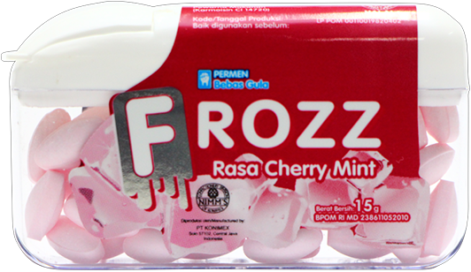 FROZZ CHERRY MINT