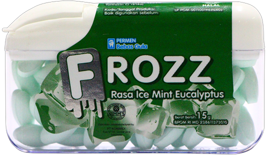 FROZZ ICE MINT EUCALYPTUS