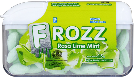 FROZZ LIME MINT