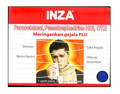 INZA (dijual per 3 strip)