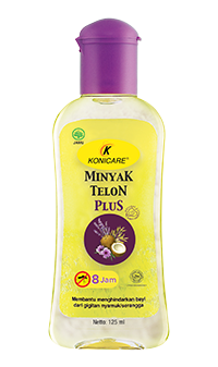 KONICARE MINYAK TELON PLUS 125 ML