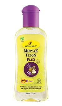 KONICARE MINYAK TELON PLUS 30 ML