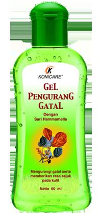 KONICARE GEL PENGURANG GATAL 60 ML