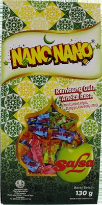 NANO NANO SALSA GIFTPACK