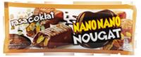 NANO NANO NOUGAT COKLAT (dijual per 3 sachet)