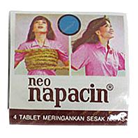 NEO NAPACIN (dijual per 3 strip)