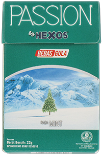 PASSION by HEXOS Mint