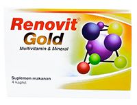 RENOVIT GOLD (STRIP)